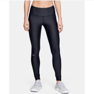 Under Armour Black Leggings, Size Small